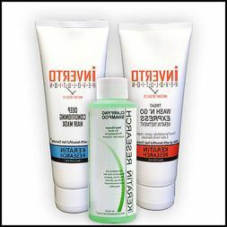Formaldehyde Free Brazilian Blowout Keratin Hair Treatment