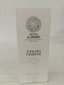 Natura Siberica Frozen Berries Vitamin Hair Mask For Oily Ha