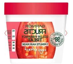 Garnier Fructis Color Vibrancy 1 Minute Hair Mask + Goji Ext