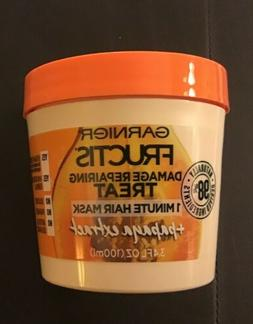 Garnier Fructis Damage Repairing Treat 1 Minute Hair Mask Pa