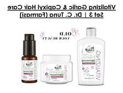 Garlic Shampoo & Hair Mask     Dr. C. Tuna  Set of 3