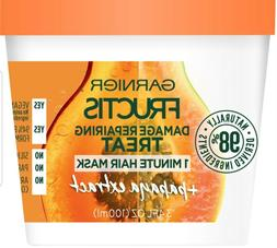 GARNIER FRUCTIS HAIR MASK PAPAYA EXTRACT