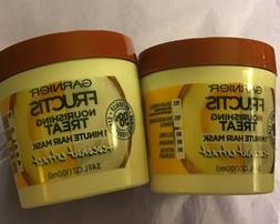 Garnier Fructis Nourishing Treat Hair Mask Coconut Extract L
