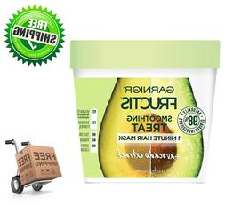 Garnier Fructis Smoothing Treat 1-Minute Hair Mask + Avocado