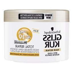 Gliss Kur Total Repair Anti-Hair Breakage Mask 6.76 fl oz
