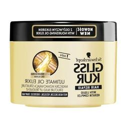 Gliss Kur Ultimate Oil Elixir Structure Build Up Mask 6.76 f