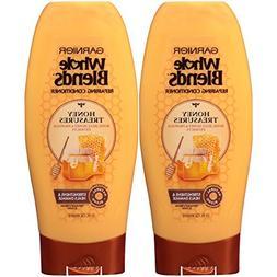 Garnier Hair Care Whole Blends Repairing Conditioner Honey T
