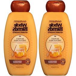 Garnier Hair Care Whole Blends Repairing Shampoo Honey Treas