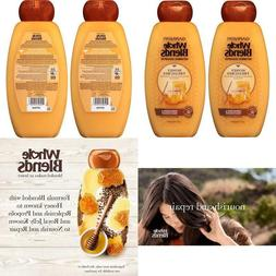 Garnier Hair Care Whole Blends Repairing Shampoo Honey Treas