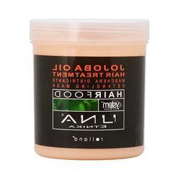 UNA Hair Food Jojoba Oil Hair Treatment 34oz