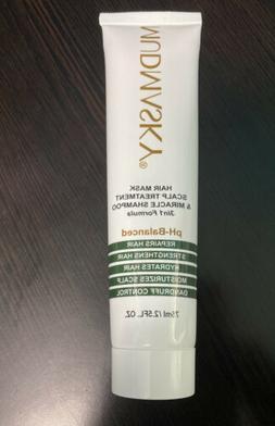 Mudmasky Hair Mask Scalp Treatment & Miracle Shampoo ~ Boxyc