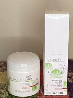 Wella Hair Strengthening Serum And Mask Duo Regular Retail $