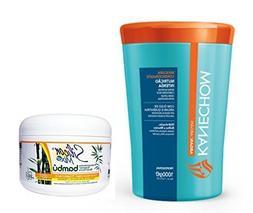Hair Treatment Combo Kanechom - Argon + Silicon Mix Bambú T