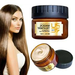 Hair Treatment Mask Dry Damaged Keratin Repair Hair Conditio