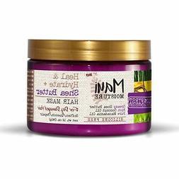 Maui Moisture Heal Hydrate + Shea Butter Hair Mask, 12 Oz Ne