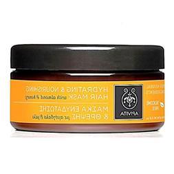Apivita Hydrating and Nourishing Hair Mask 200ml - 6.7oz
