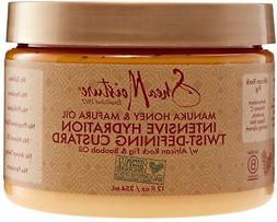 Shea Moisture Manuka Honey & Mafura Oil Twist-defining Custa