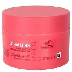 Wella Invigo Brilliance Color Mask for Normal Hair 5.07 oz