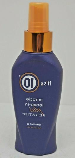 It's a 10 Haircare Miracle Leave-In Plus Keratin Spray 4 fl.