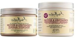 Shea Moisture Jamaican Black Castor Oil Combo Pack, Strength