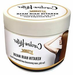Keratin Hair Mask Dry & Damaged Hair Treatment Argan Oil She