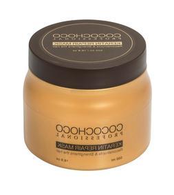 COCOCHOCO Keratin Hair Repair Mask 500 ml -16,90 oz| Hair Re