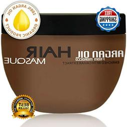 Keratin Repair Hair Mask Deep Hair Conditioner Argan Oil Joj