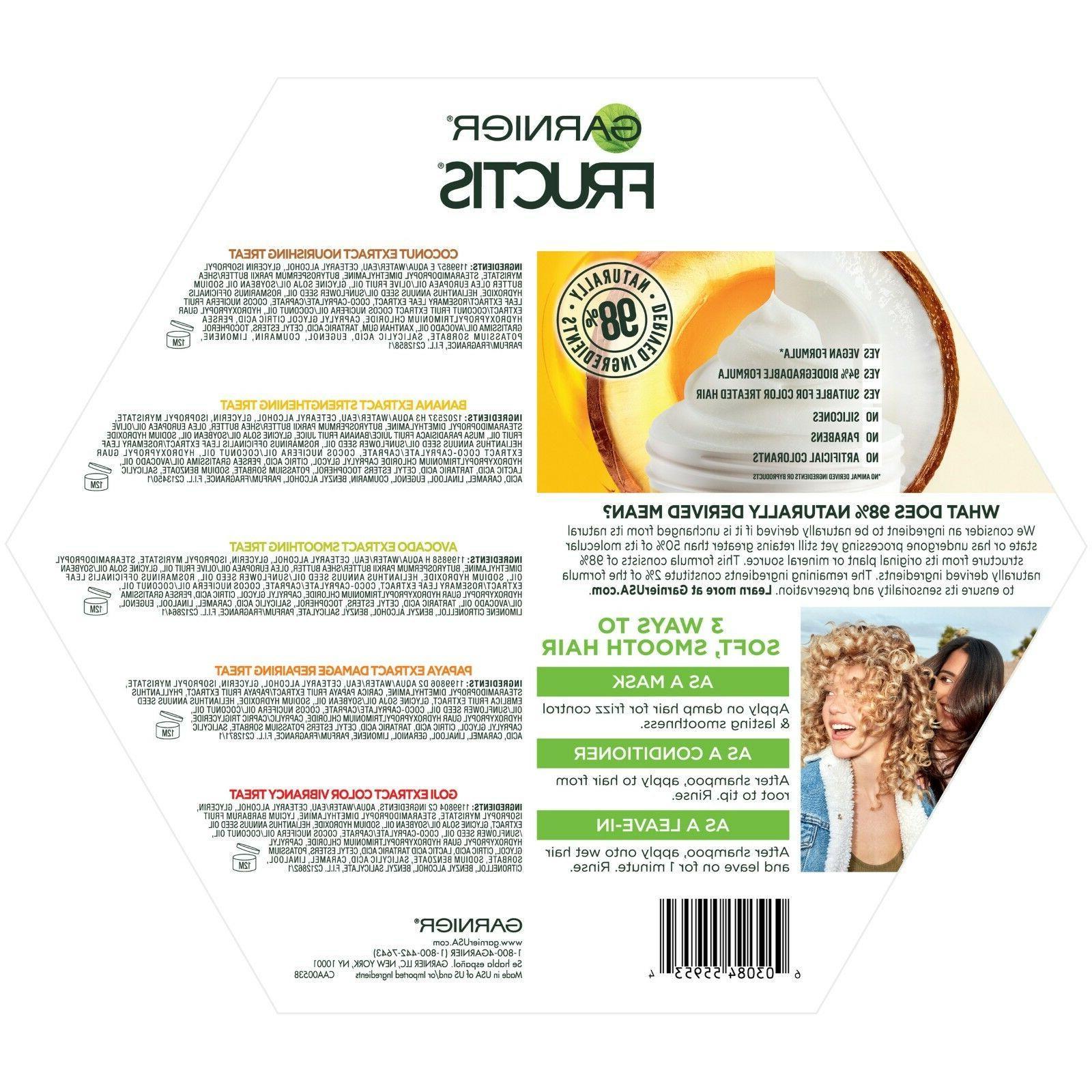 Garnier Fructis 1 Hair Goji