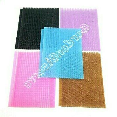 10 pcs hair fringe holder pad girl