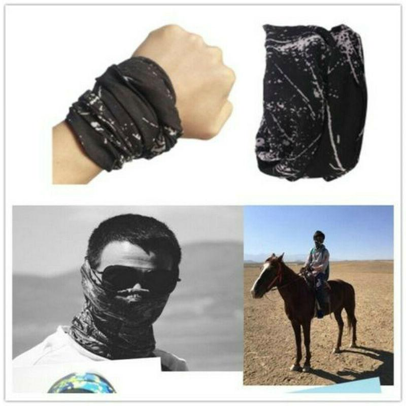 1PC Scarf Neck Head Outdoor Sport Camping Mask