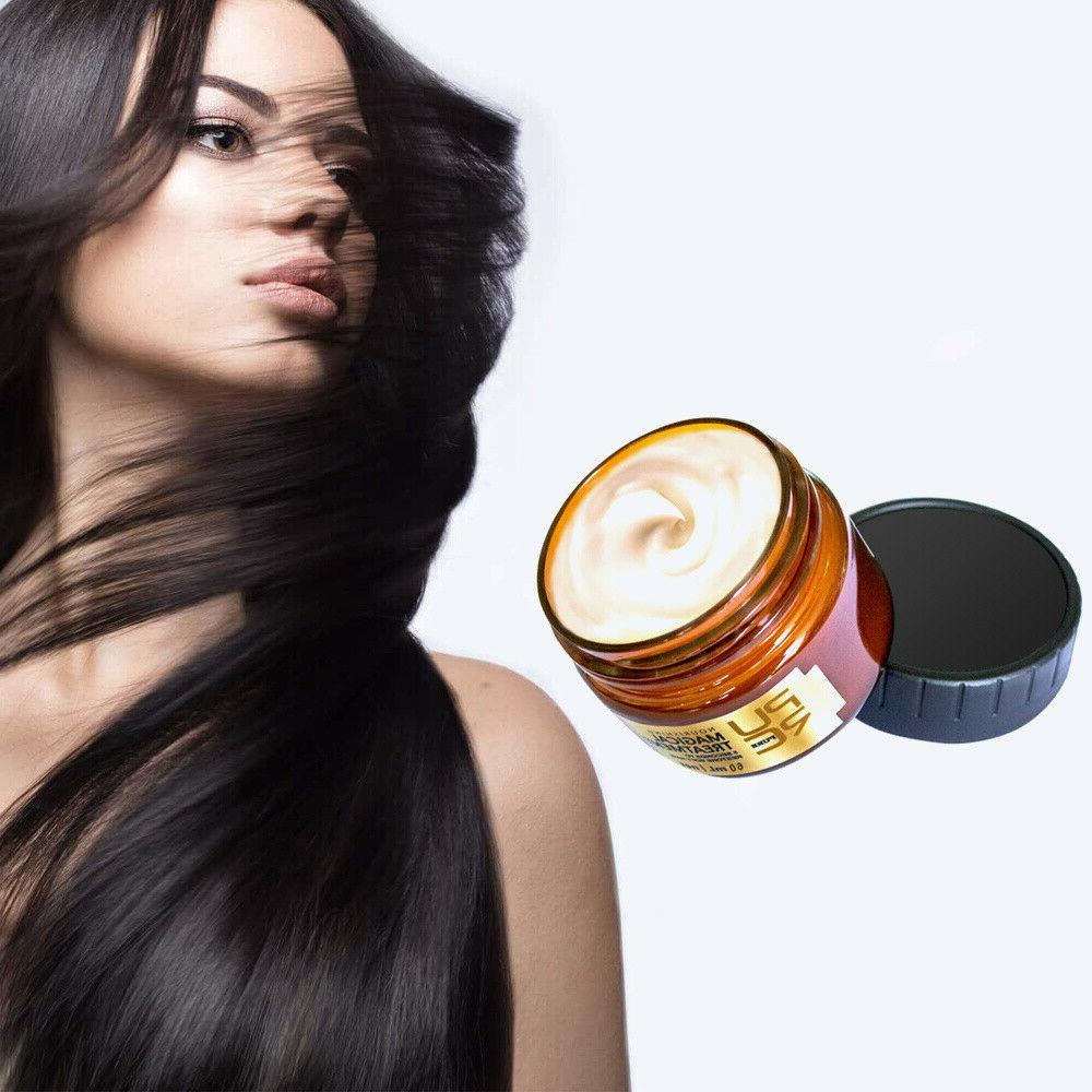 5 Magic Hair Keratin Dry Hair Moisture