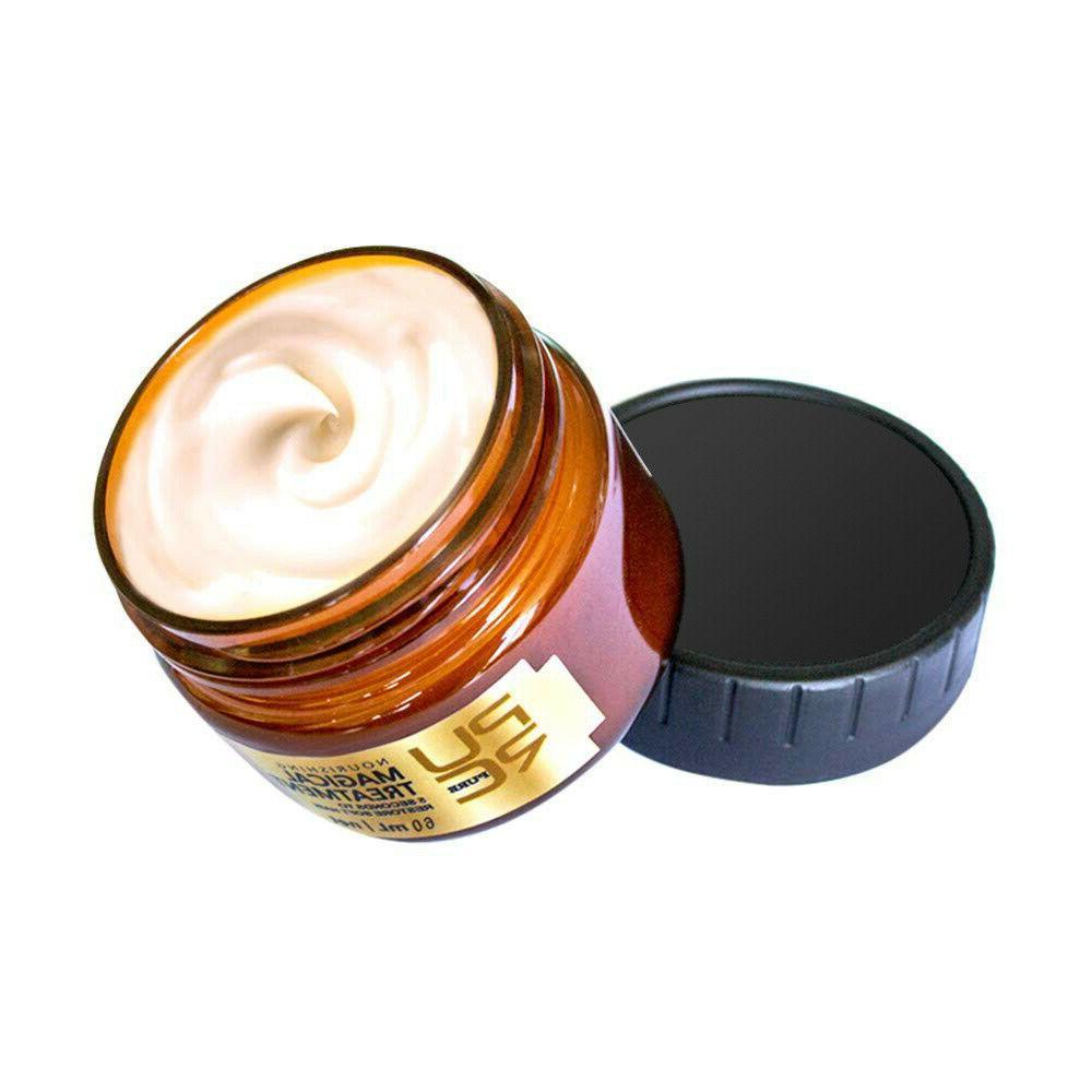 5 Keratin Treatment Mask Dry Moisture