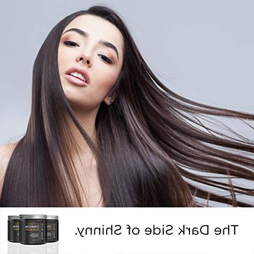 Botanic Hearth Hair Mask - Hair Treatment - Hair Care Hydrating & Restorative 8 fl