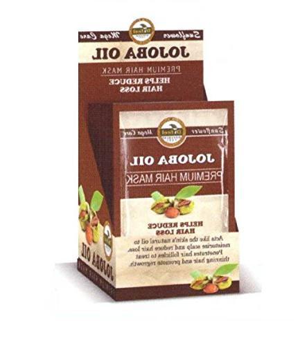 Difeel Premium Hair Mask - Jojoba Oil 1.75 oz.