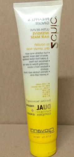 Giovanni 2chic Pineapple & Ginger Ultra-Revive Intensive Hai