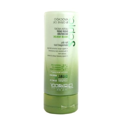 Giovanni 2chic Ultra-Moist Deep Deep Moisture Hair Mask Avoc
