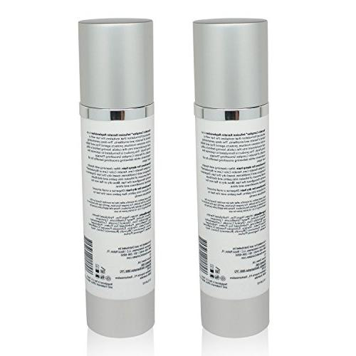 Keratin Complex Replenisher 3.4 – TWO – Anti Hydrating Styling Cream – Humidity Smoothing Cream