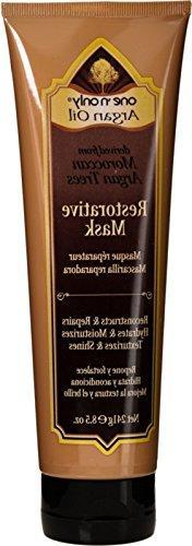 One N' Only Argan Oil Restorative Mask 8.5 oz