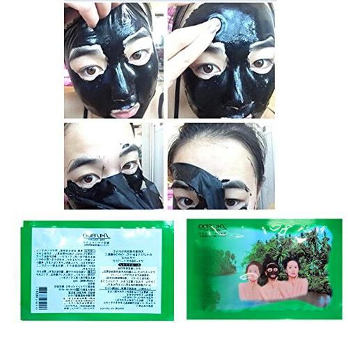 Organic Mud Mask Peel Off Clay Mask for Blackhead From Japan