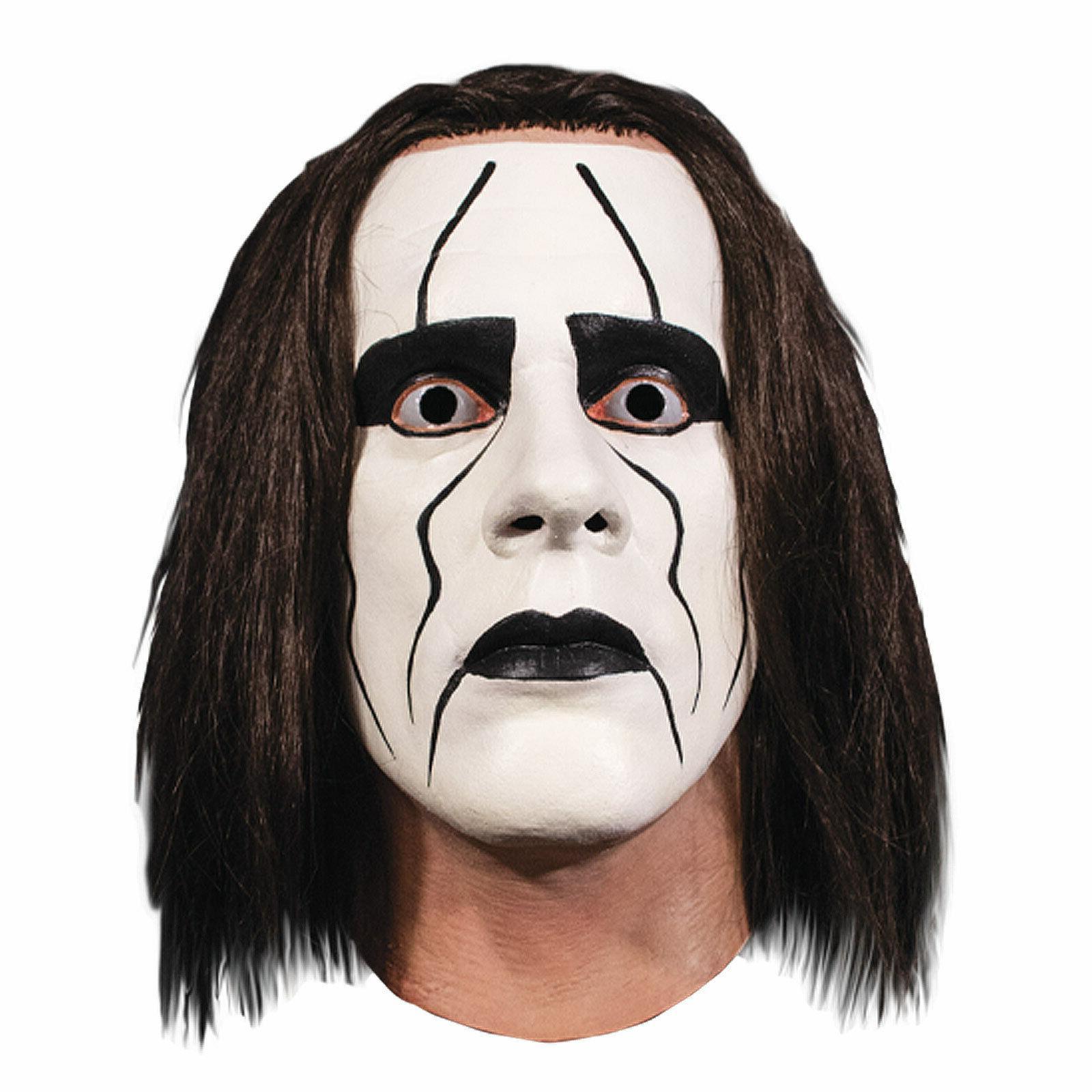 Adult Men's Sting Wrestler Full Mask