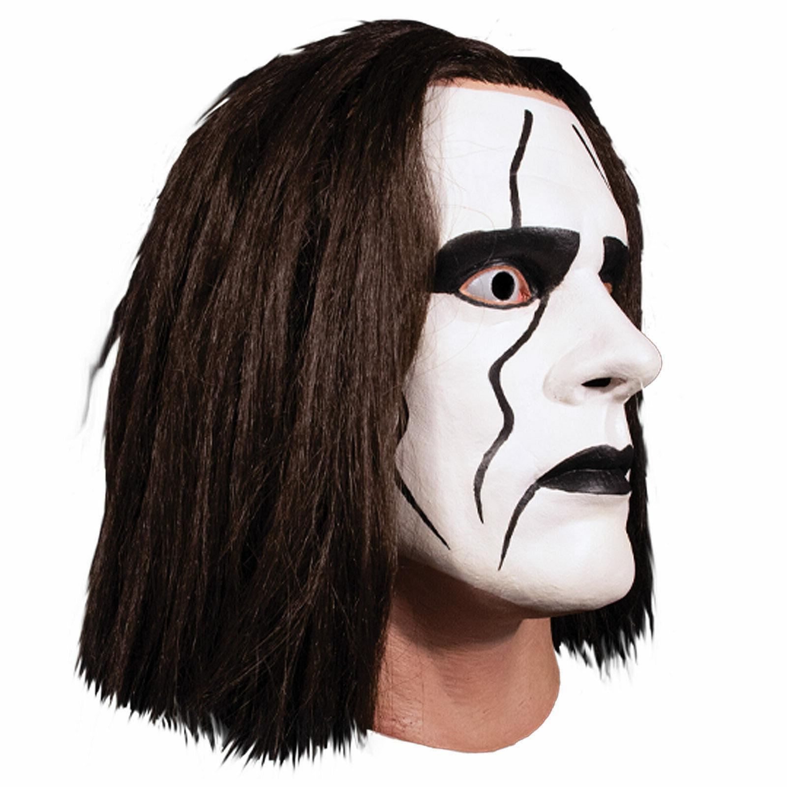 Adult Men's Sting Wrestler Halloween Latex Full