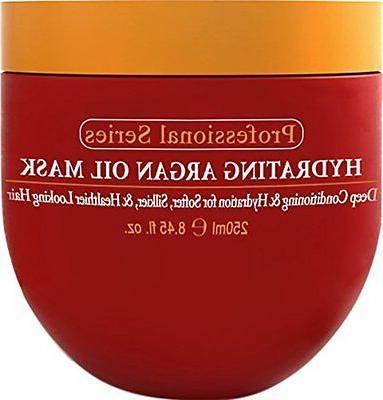 Arvazallia Oil Mask Hydrating Dry 8.45oz