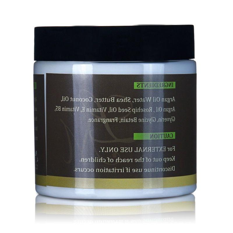 Argan Hair Mask Deep Conditioner Therapy For Damaged Hair