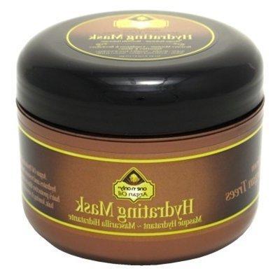 argan oil hydrating mask treatment