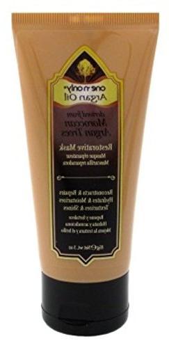 One N' Only Argan Oil Restorative Mask 3 oz