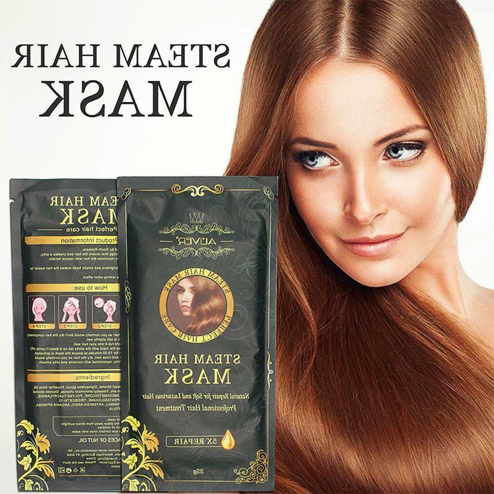 Moisturizing Heating Mask Treatment Essence Hair Care