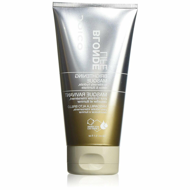Joico Blonde Life Brightening Mask 5.1oz for women