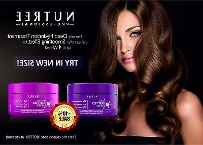 Brazilian hair Expert termo keratin mask oz by Professional