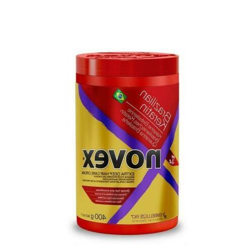 Novex Brazilian Keratin Hair Conditioning 14oz/ 400g NOV