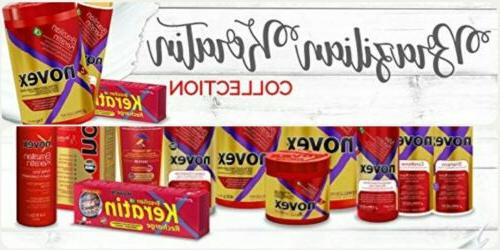 Novex Brazilian Keratin Hair Mask Conditioning 14oz/ by NOV